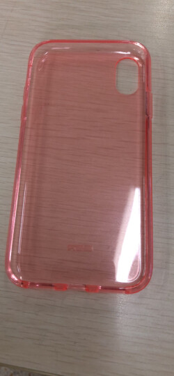 亿色(ESR)iPhone x/xs手机壳创意个性防摔潮牌 苹果x/xs保护套闪粉发亮buling网红女神款 彩妆系列-玫瑰金 晒单图