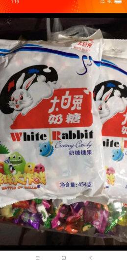 大白兔 上海特产原味奶糖227g*4袋 婚庆喜糖果乳制品 回味童年的味道 休闲零食品 原味*6 晒单图