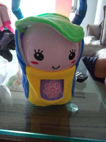 火火兔早教机故事机婴幼儿童宝宝益智玩具G6系列 wifi款G63紫色(防摔包+8G) 晒单图