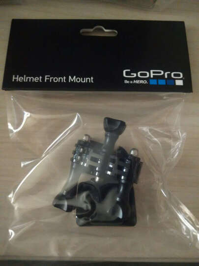 GoPro 头盔前固定支架 头盔配件 晒单图