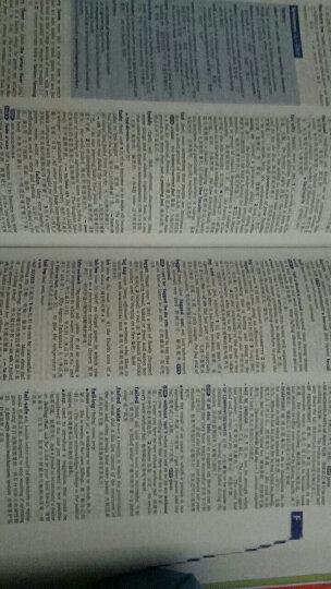 牛津高阶英汉双解词典 第8版 附光盘 外语学习词典 晒单图