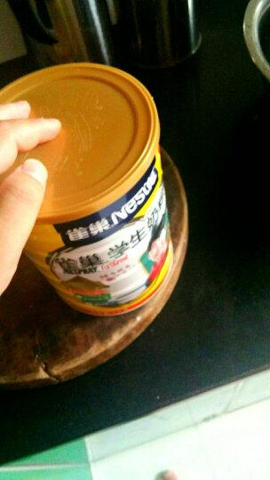 【18年4月左右产】雀巢(Nestle)雀巢学生奶粉1000g/克  6+岁以上儿童中小学生配方奶粉 晒单图