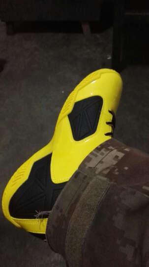 乔丹篮球鞋男鞋新款运动球鞋飞人高帮防滑耐磨战靴科比12罗斯9毒液 黑色/乔丹红2 44 晒单图