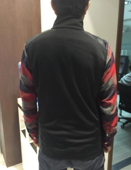 NIKE耐克马甲外套 AEROLOFT铺棉背心 男款运动背心 黑色687021-010 XXL 晒单图