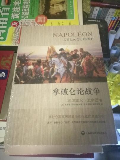 拿破仑论战争 晒单图