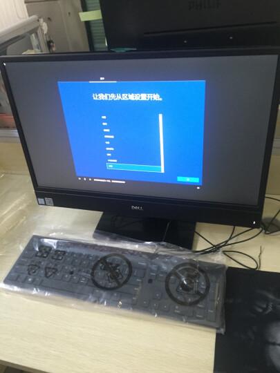 戴尔(DELL) 灵越一体机电脑 新品IPS窄边框家用台式办公游戏电脑主机 23.8英寸 酷睿i5-7200U 2G独显 (8GB/1T+256G固态)定制版 晒单图