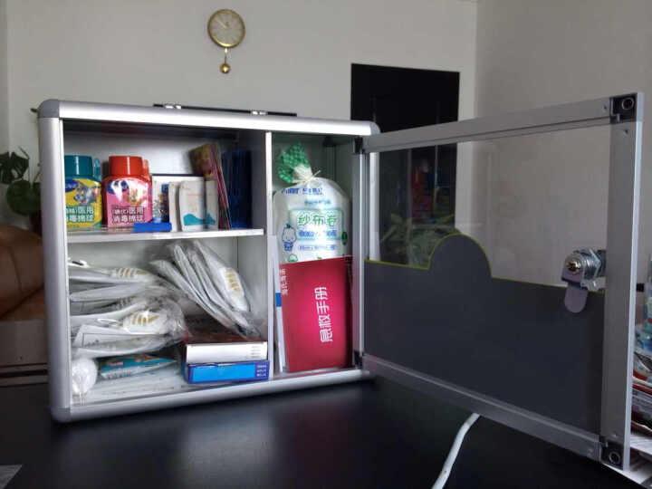 海氏海诺 急救包 医药箱 药箱 家用户外急救箱应急包 156组件套装 晒单图