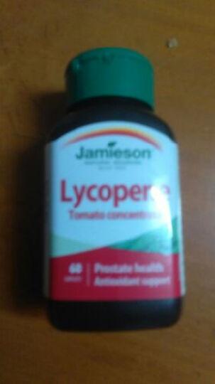 健美生(Jamieson)番茄红素片男士备孕620mg*60片 加拿大进口 晒单图