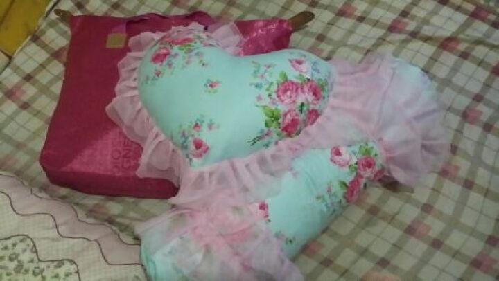 倍特美 全棉贡缎提花四件套 欧式纯棉婚庆床上用品绣花被套床单套件 华庭颂歌 2.0米床/被套220x240cm 晒单图