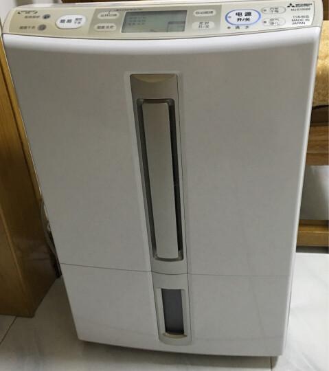 三菱(MITSUBISHI) MJ-E100BF-C日本原装进口家用除湿机抽湿机空气净化 MJ-E100BF-C 晒单图