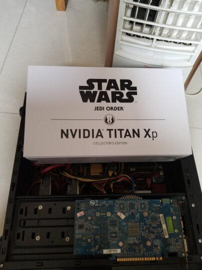 英伟达(NVIDIA)TITAN Xp COLLECTOR'S EDITION(Jedi  Order)星球大战 典藏版(绝地武士)显卡 晒单图