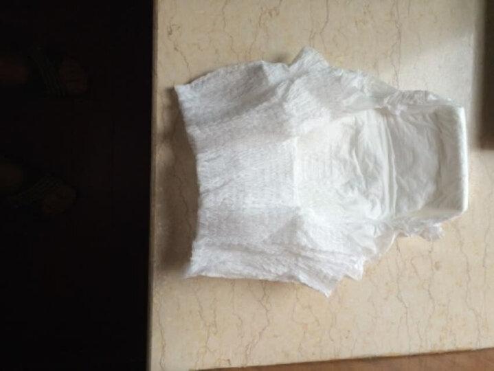 得伴 Depend 美国进口 成人纸尿裤 内裤型 中号M60片【71-106cm】轻便纸尿裤 拉拉裤  晒单图