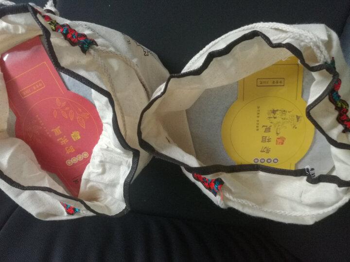 【年货盛典】【14片共4900克】白茶组合福鼎白茶寿眉+贡眉饼茶叶老白茶礼盒 晒单图