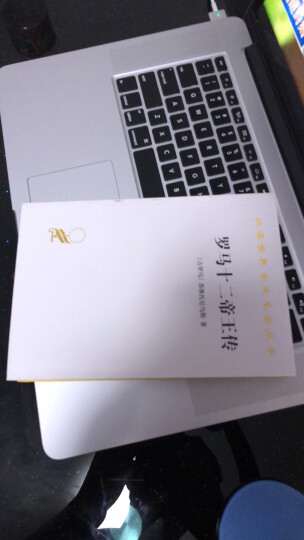 罗马十二帝王传/汉译世界学术名著丛书 晒单图