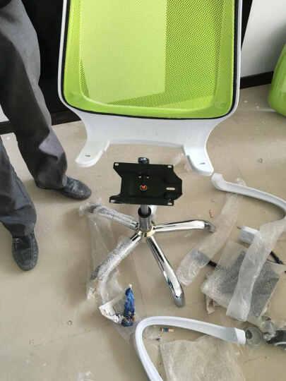 汉晨(HC) 北京办公家具 职员办公桌椅组合屏风卡座2/4/6/8人员工位 双人位+活动柜 晒单图