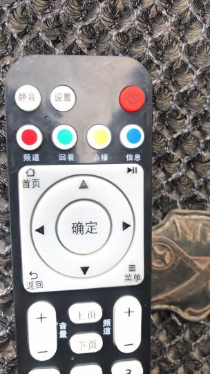 嘉沛 机顶盒遥控器 TV-508 适用于华为悦盒 EC6108V8 EC6108V9 机顶盒遥控器支持移动电信联通 黑色 晒单图