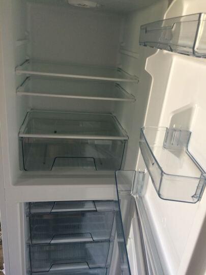 美的(Midea)169升 家用双门冰箱 日耗电0.58度 HIPS环保内胆 时尚外观 BCD-169CM(E) 晒单图