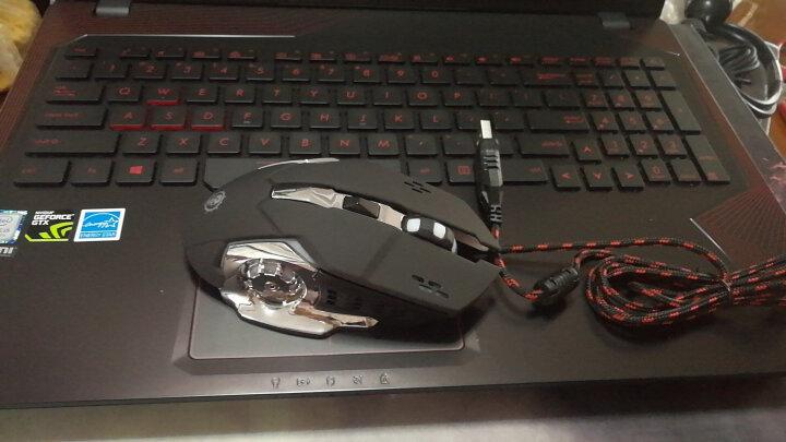 华硕(ASUS) 飞行堡垒 FX63升级版FX80 15.6英寸四核标压8代竞技游戏本笔记本电脑 冰魂GTX1050 4G 定制I7/8G 1TB+128G NVME 晒单图