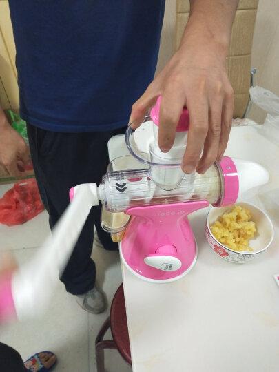 果语(giocoso) 原汁机榨汁机家用低速迷你水果汁机儿童手工制作 舒购音乐爆米花机-棕色小熊款 晒单图