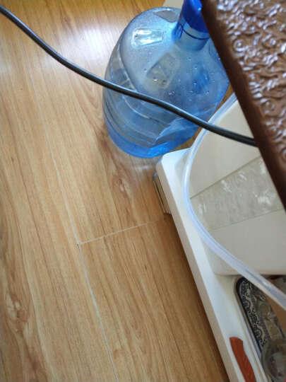 食品级硅胶管饮水机电动抽水泵吸水管泡茶机上水管无毒进水软管桶装水上水管茶具配件 普通包装进水管P2.5米 晒单图