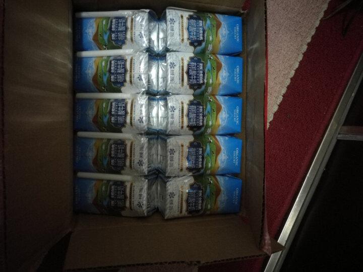 圣牧全程有机酸牛奶原味酸奶205g*12盒整箱酸牛奶 晒单图
