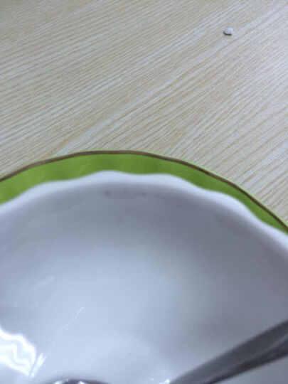 北欧水具套装杯具家用客厅喝水杯子套装凉水壶冷水壶美式欧式咖啡杯下午茶茶具办公室简约创意潮流配托盘杯架 1壶6杯配瓷盘(墨绿) 晒单图