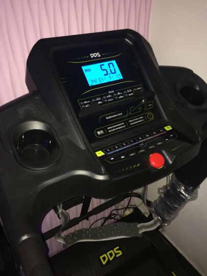 多德士870跑步机多功能折叠静音运动健身器材家用 升级多功能双重减震 晒单图