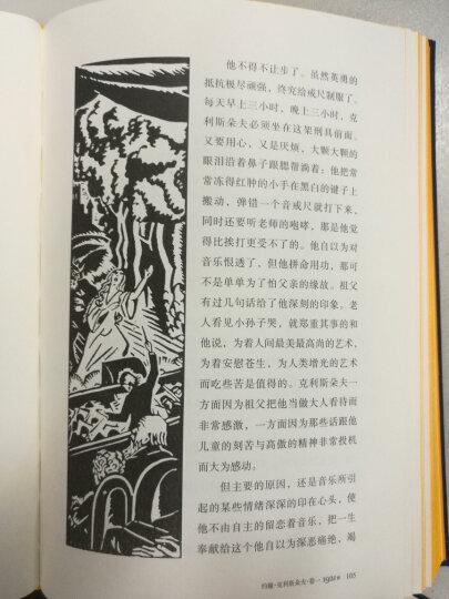 傅雷译品典藏(布面精装插图本 套装共10册) 晒单图