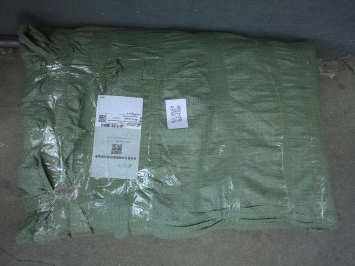 海象人 户外遮阳布加厚货车帐篷布油布苫布塑料遮雨防雨布彩条布雨棚布篷布防水防晒蓬布包邮 军绿银8x12米 晒单图
