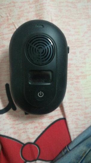 【语音播报】USB户外家用电子驱鼠器多功能超声波驱蚊器灭蚊器家用驱驱蟑螂 驱虫黑色 晒单图
