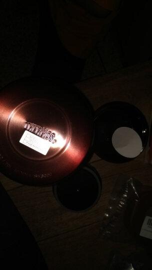 膳魔师(THERMOS) 焖烧杯罐真空保温壶儿童水杯水壶辅食罐宝宝保温水杯SK3000 MB 宝蓝色710ML 710ML 晒单图