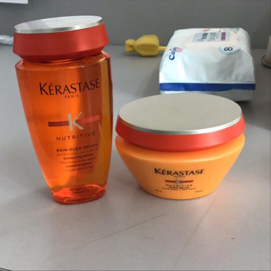 卡诗(kerastase) 直邮 卡诗奥丽顺柔发膜200ml 针对毛躁沙发护发素乳倒膜焗油膏 晒单图