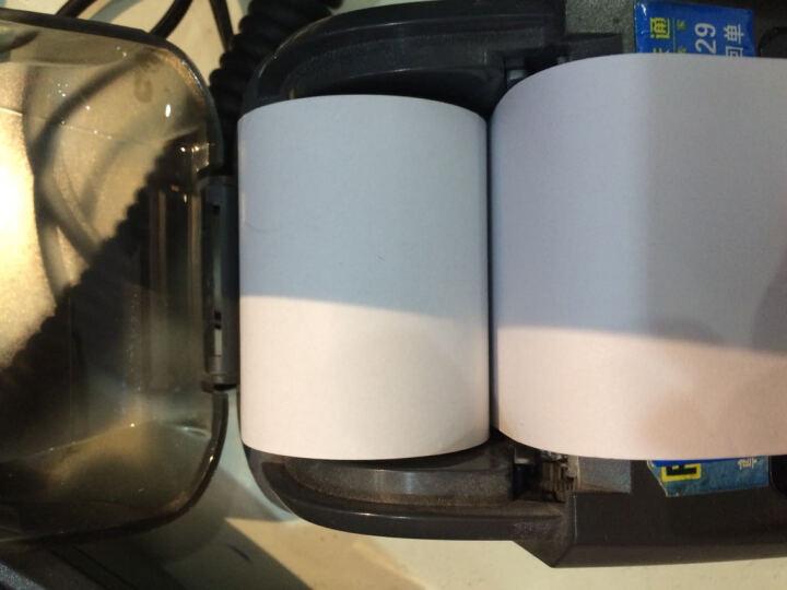 豪艺HOOYE热敏收银纸收款机收银机收银纸小票打印纸58打印纸80打印纸票据打印纸 80mm*80mm*44卷 晒单图