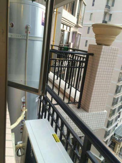 四季沐歌(MICOE)150/200升 恒温空气源 分体式 空气能热水器家用 全城热恋系列 闪光银-200L 晒单图