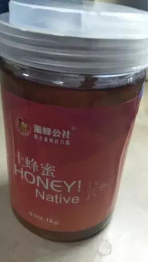 蜜蜂公社(Bees Commune)土蜂蜜1000g 晒单图
