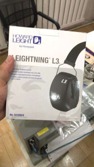 霍尼韦尔(honeywell) 耳罩L3隔音学习睡眠用防噪音耳机工作射击降噪声防护耳塞 L2耳罩 (降噪:31db) 晒单图