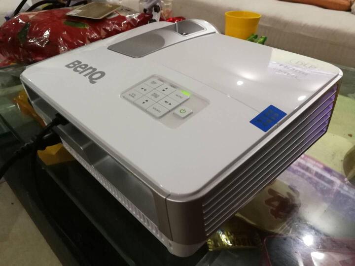 明基(BenQ)MS3083ST+ 短焦投影仪 投影机办公(3200流明 双HDMI) 晒单图