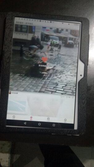 韩众(HANZHONG) 指纹解锁平板电脑10.1英寸八核4G全网通手机电信WIFI安卓智能 皓月银(32GB)送15大豪礼+终身保修+三年换新 移动联通版 晒单图
