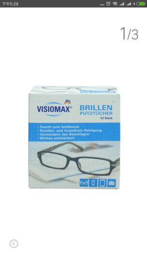 Profissimo 德国dm 眼镜布 液晶屏 单反 电脑屏幕清洁湿巾镜头纸清洁纸52片 晒单图