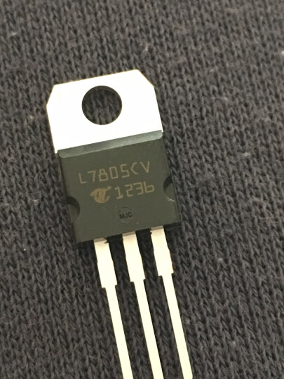 TaoTimeClub 三端稳压器 L7805CV 稳压IC  晒单图