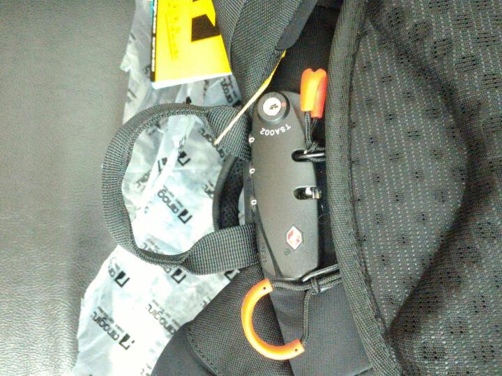 安诺格尔(ainogirl) 摄影包相机包双肩适用佳能尼康数码单反摄像机背包 单反相机包 精装功能安诺版(黑红小号) 晒单图