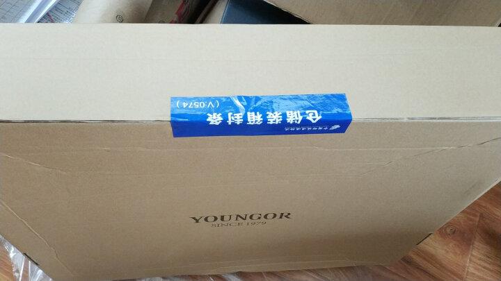 雅戈尔youngor   【亚麻】   秋季男士西服      商务休闲 浅蓝 175/100A 晒单图