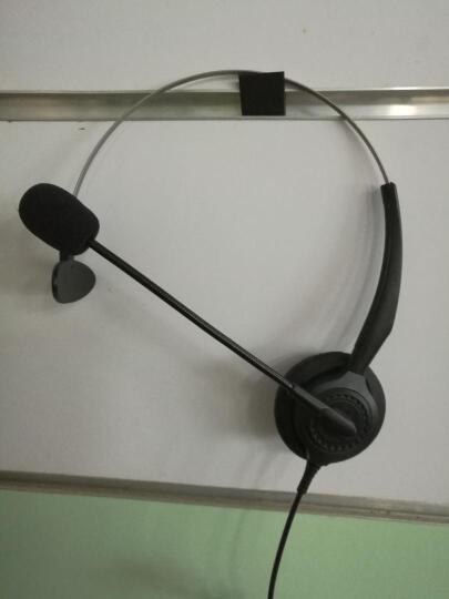 艾特欧(aiteou) A100呼叫中心话务耳机 客服专用耳机 电话座机耳机 电脑耳麦 3.5MM单插金属头 接手机或单孔电脑使用 晒单图