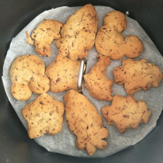 【展艺饼干模具】动物饼干模卡通糖霜凤梨酥曲奇切模水果切花模 【套餐六 米奇 飞机   蝴蝶】 晒单图