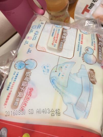 【福袋送福】好奇(Huggies)铂金装 纸尿裤小号S2片*3包+棉柔巾10抽*2包(好奇体验装,请勿直接购买) 晒单图