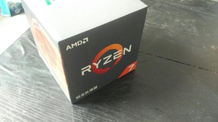 AMD 套装 锐龙RYZEN 7 2700 X CPU+微星X470 GAMING PLUS主板套装 晒单图