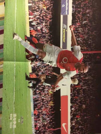 谁与争锋:蒂埃里·亨利传 足球明星 传记 CCTV5著名足球解说员段暄作序推荐 晒单图