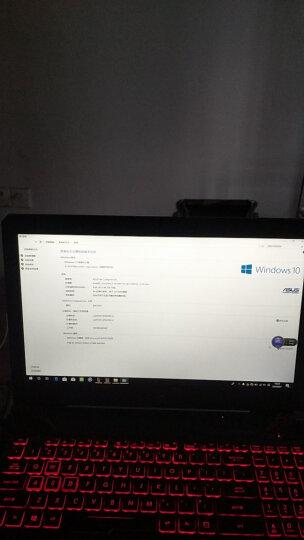 华硕(ASUS)飞行堡垒五代FX80 15.6英寸游戏笔记本电脑(i5-8300H 8G 128GSSD+1T GTX1050 4G IPS)火陨红黑 晒单图