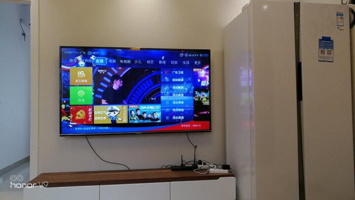 创维(SKYWORTH)65M9 65英寸4K HDR AI人工智能 超高清智能网络WIFI液晶平板电视 晒单图