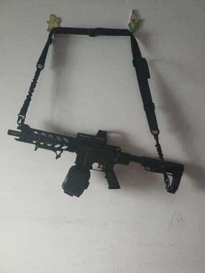斯柯迪5S五代M4下供弹连发电动CS水弹玩具枪 98K绝地求生吃鸡水晶弹玩具可发射水蛋冲锋枪 迷彩胶带(单卷) 晒单图